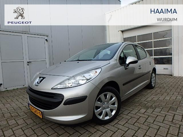 Peugeot 207 Cool 'n blue 1.4 5-drs.