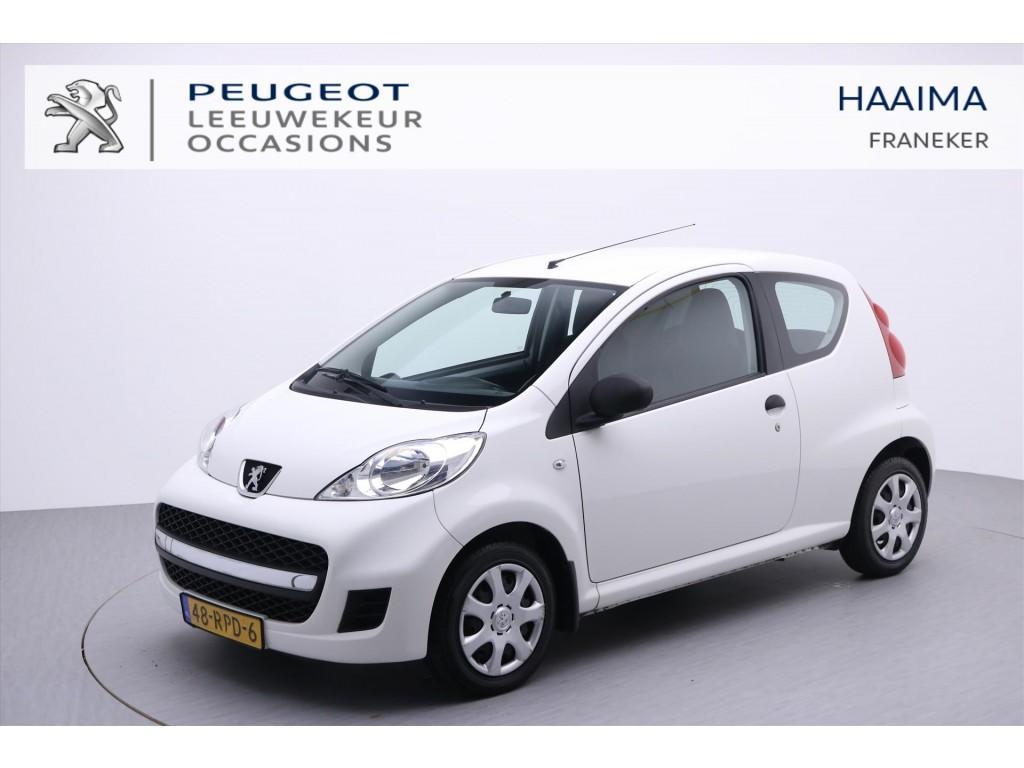 Peugeot 107 1.0 12v 68pk xr