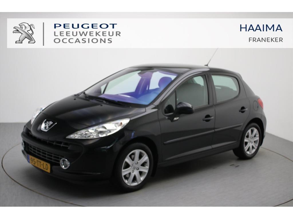 Peugeot 207 1.6-16v 5d xs