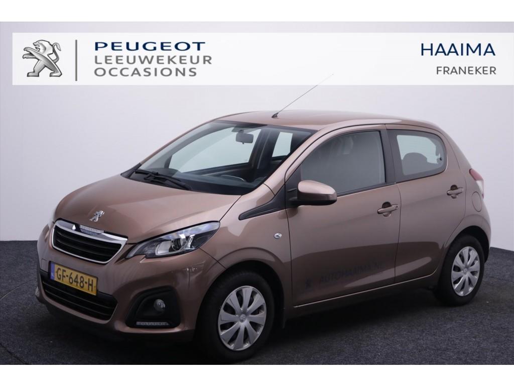 Peugeot 108 1.0 68pk 5d active
