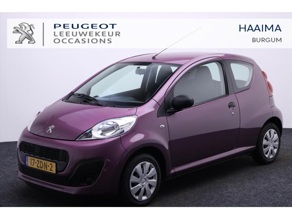 Peugeot 107 1.0 68pk  pack accent