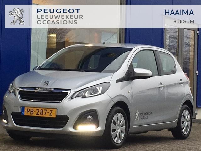 Peugeot 108 Active1.0 e-vti 68pk 5dr