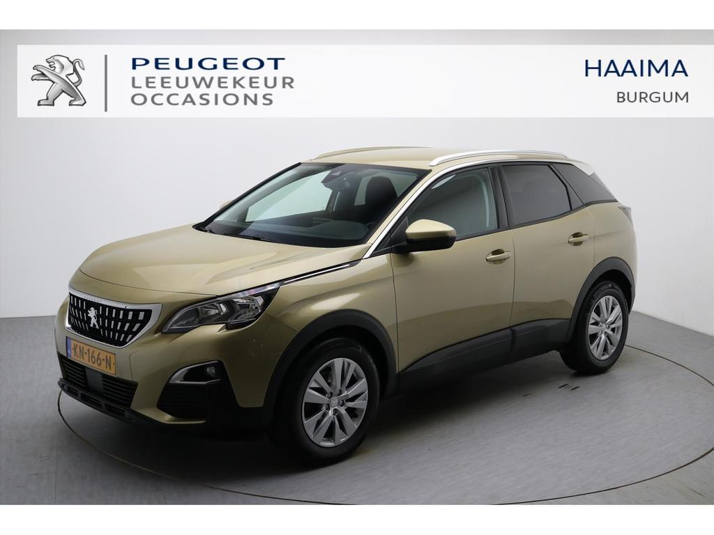 Peugeot 3008 1.2 puretech 130pk active
