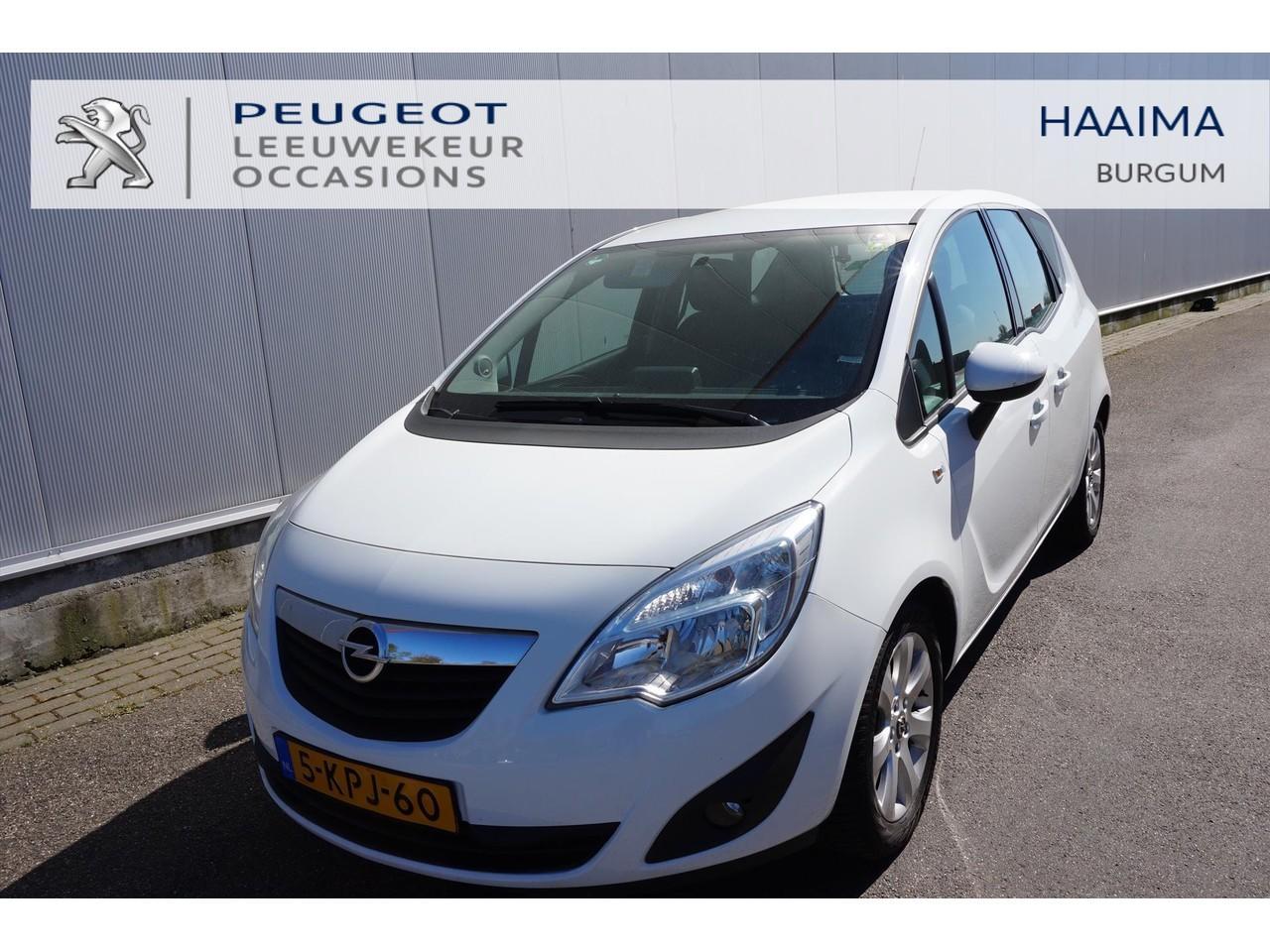 Opel Meriva 1.3 cdti ecoflex 95pk start/stop business+
