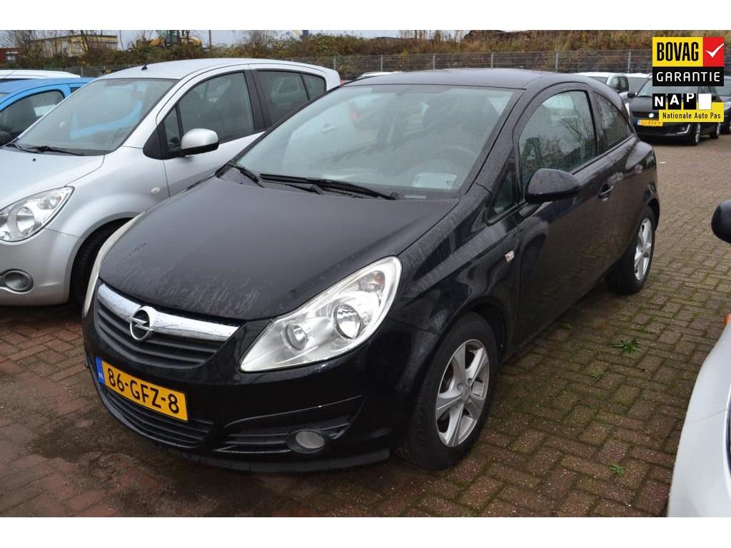 Opel Corsa 1.4-16v enjoy automaat