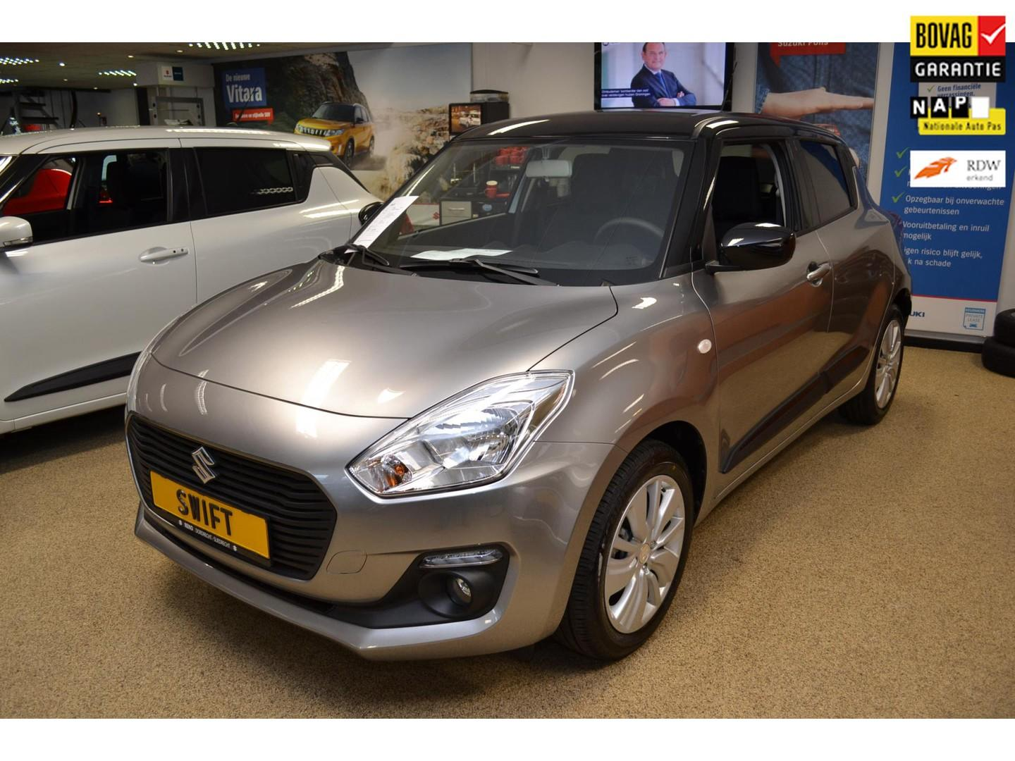 Suzuki Swift 1.2 select cvt automaat