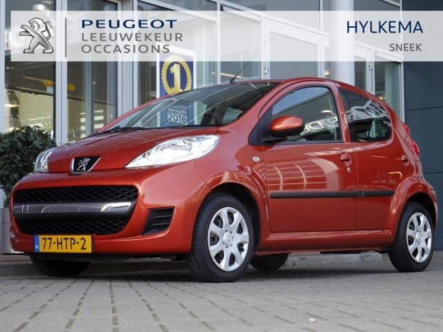 Peugeot 107 Xs 1.0-12v 5d