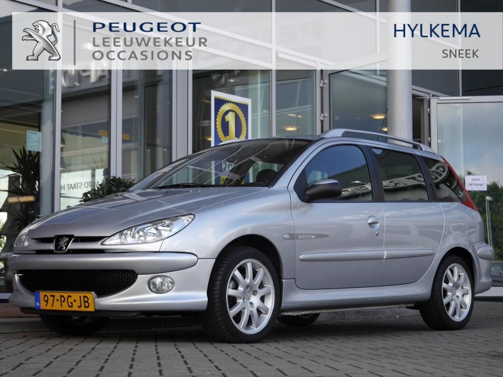 Peugeot 206 Sw 1.6 quicksilver