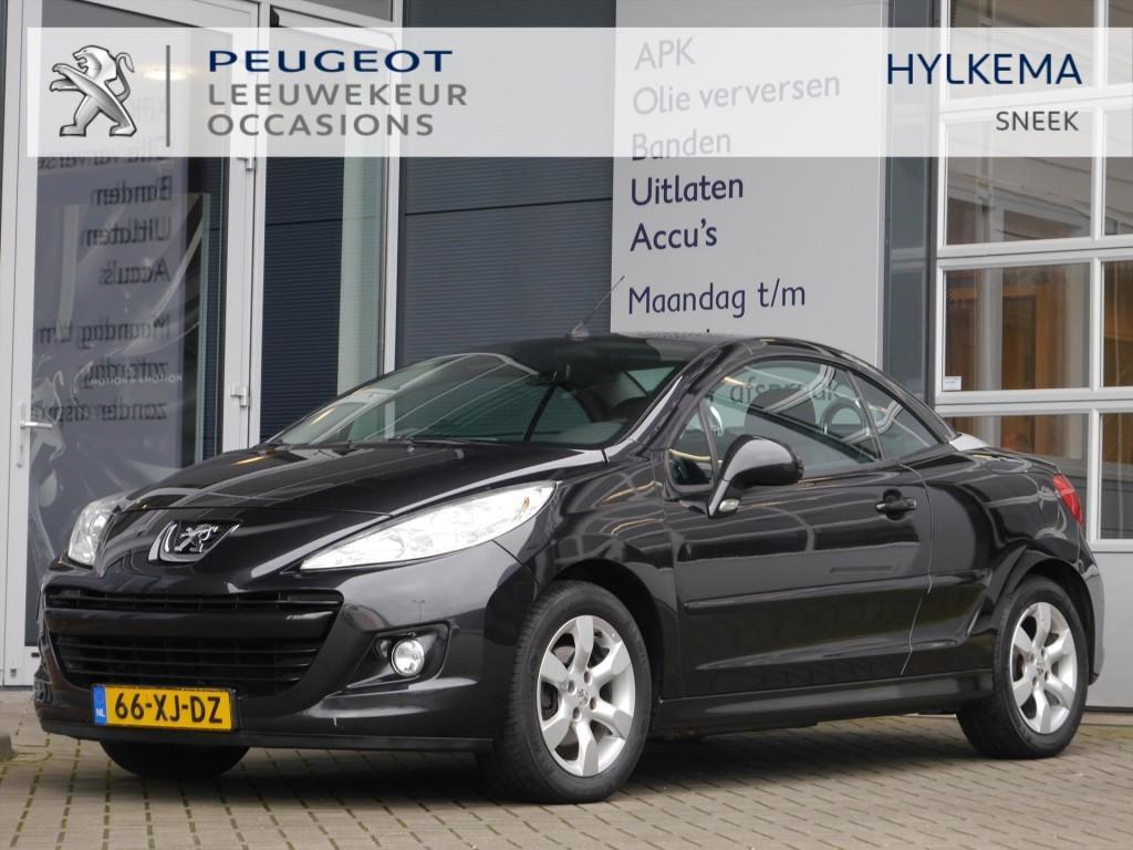 Peugeot 207 Cc 1.6 16v 120pk