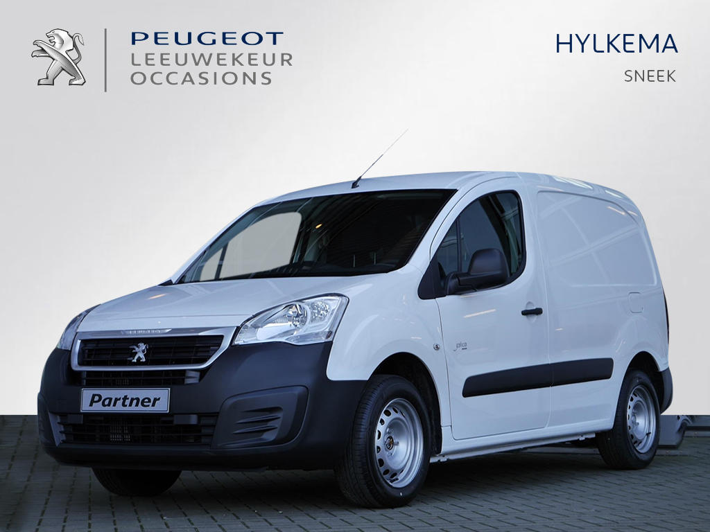 Peugeot Peugeot Partner gb l1 1.6 75pk profit+