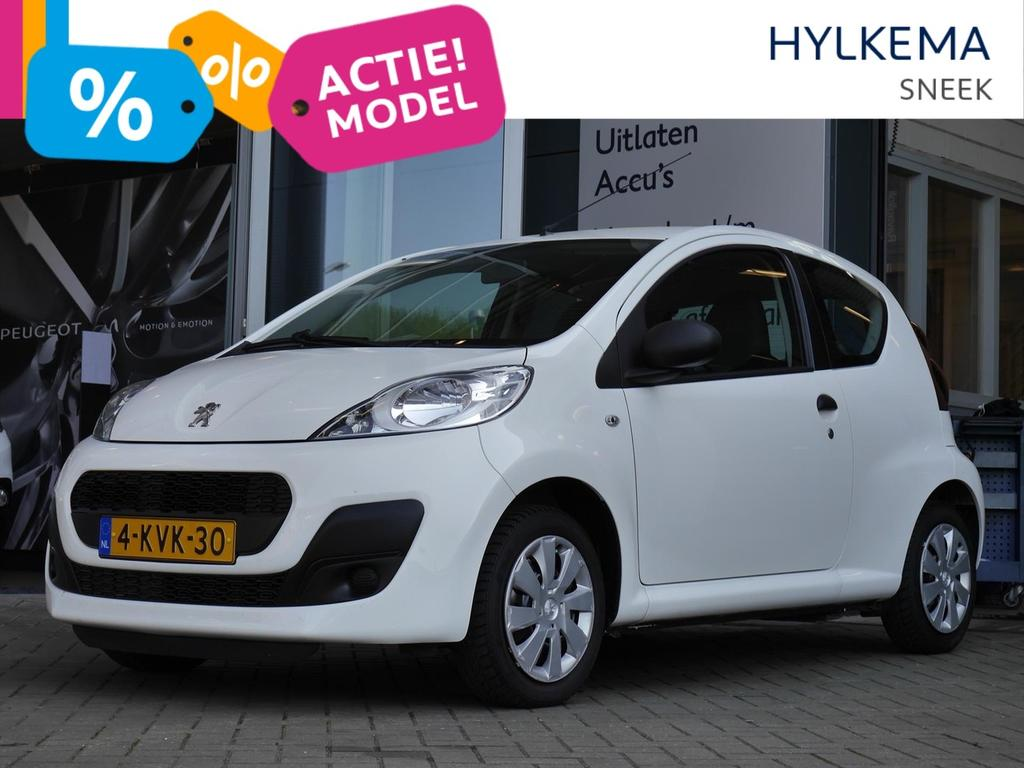 Peugeot 107 Pack accent 1.0 3-drs