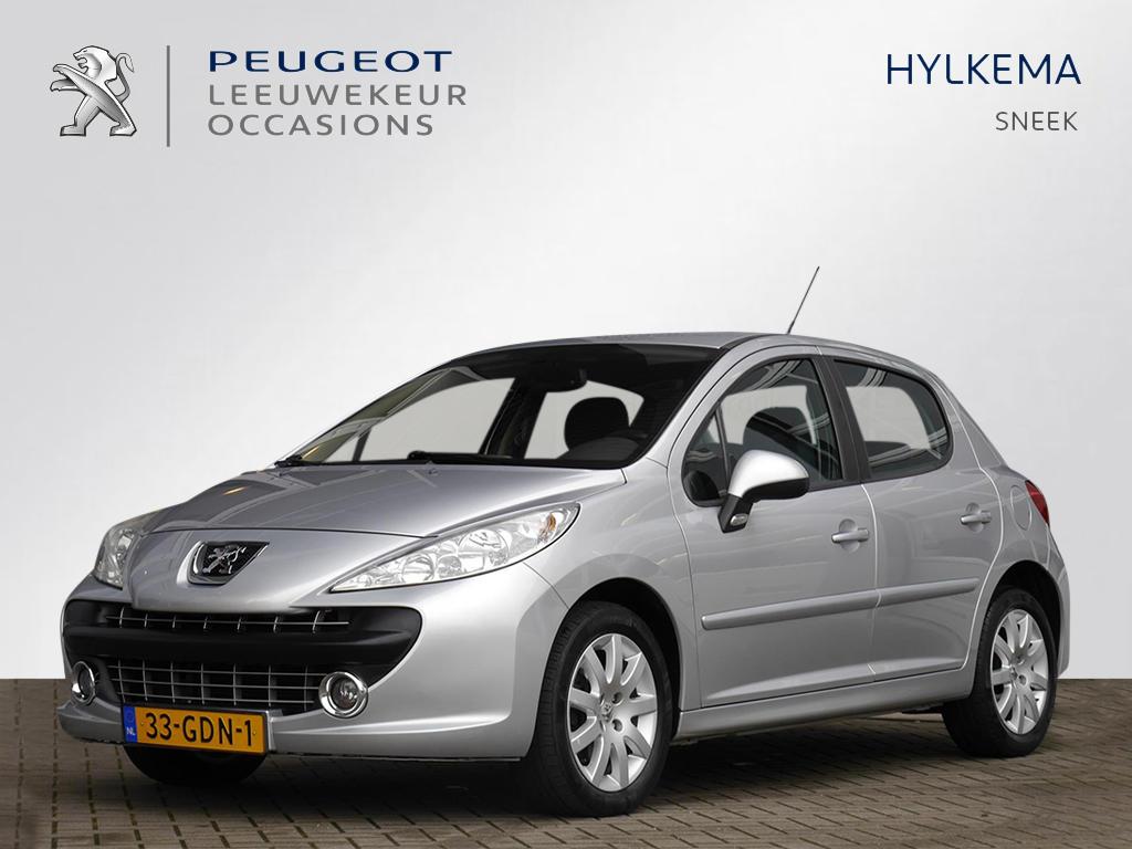 Peugeot 207 1.6 120pk 5drs automaat