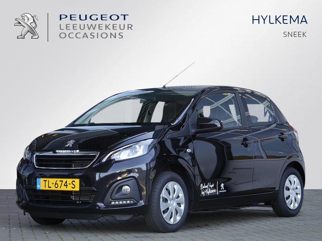 Peugeot 108 1.0 72pk 5drs active