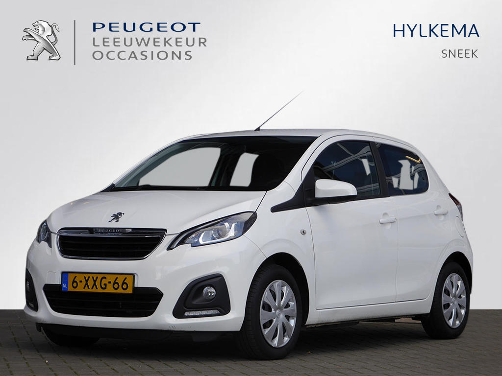 Peugeot 108 1.0 68pk 5drs active