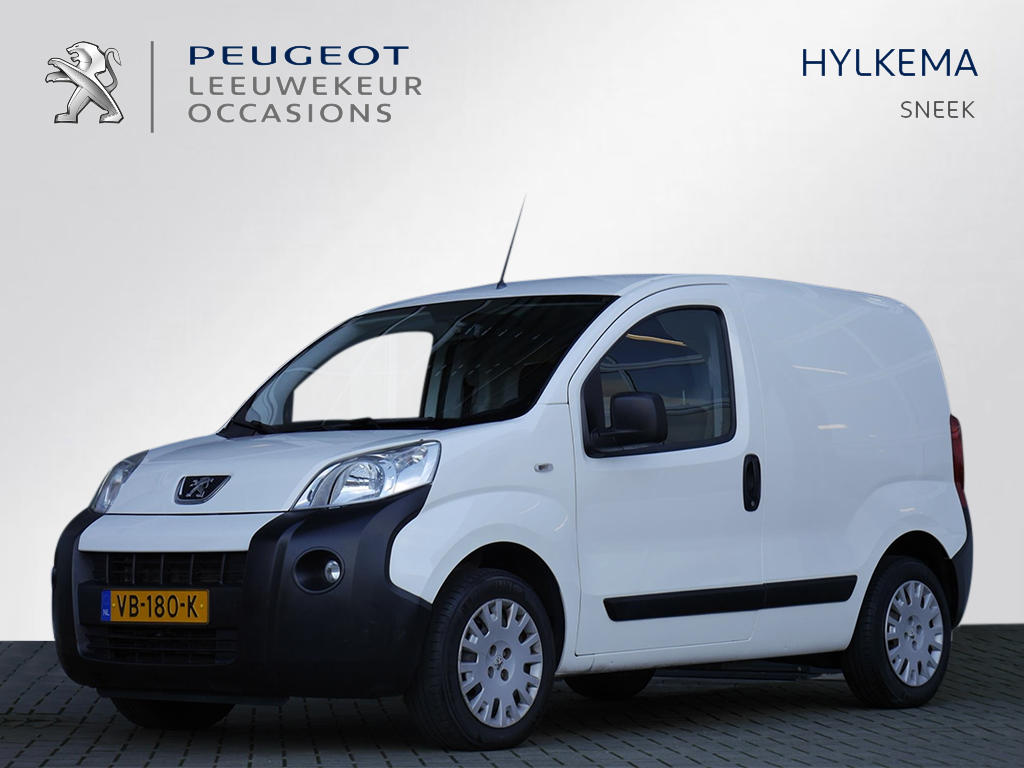 Peugeot Bipper 1.3 hdi 75pk profit+