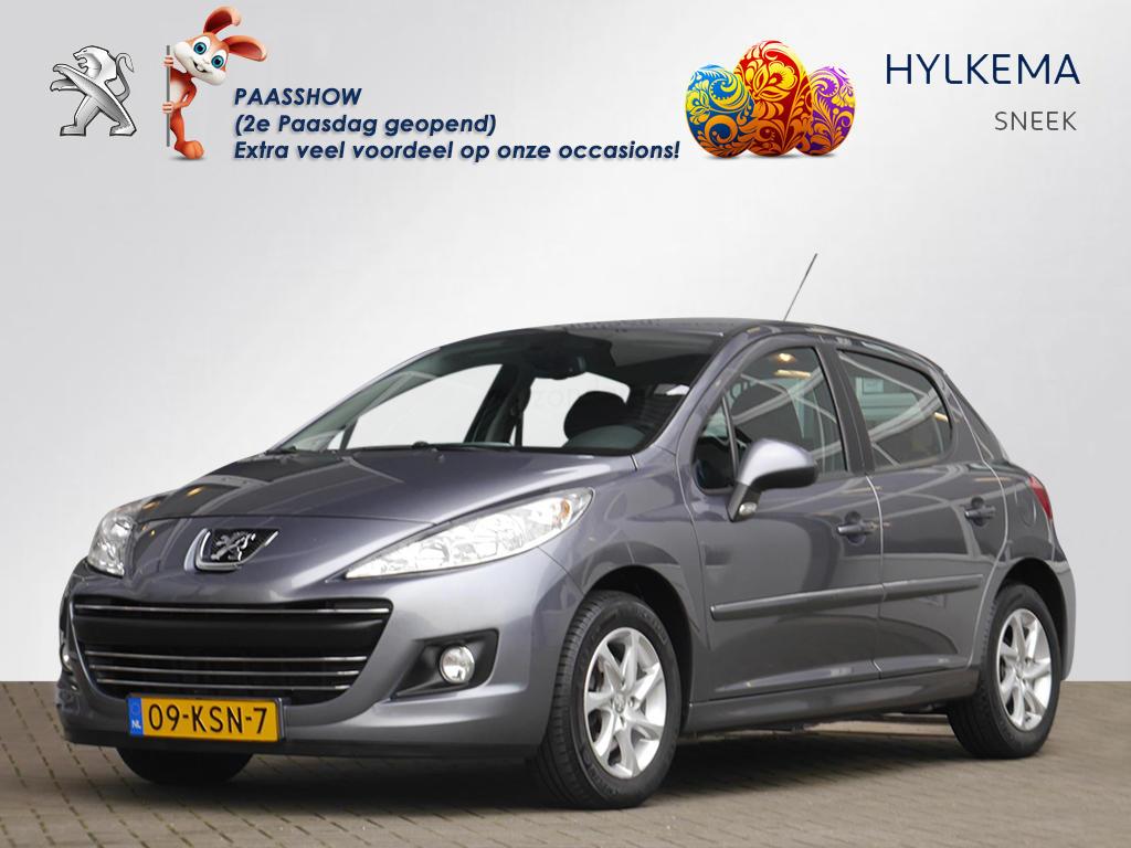 Peugeot 207 1.6 vti 16v 5drs automaat