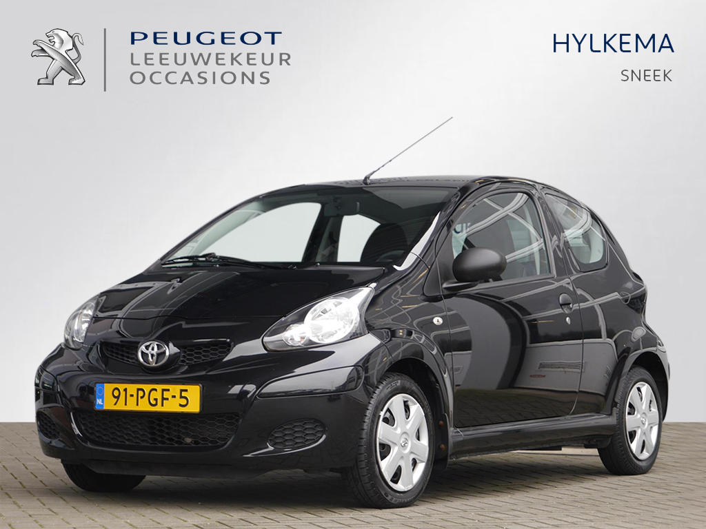 Toyota Aygo 1.0 3drs cool