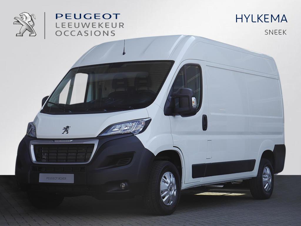 Peugeot Boxer L2h2 premium pack 2.0 130pk