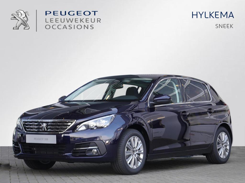 Peugeot 308 1.2 130pk eat8 blue lease premium