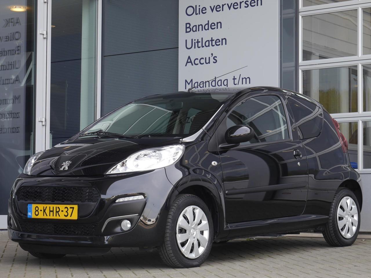 Peugeot 107 1.0 68 pk active 3dr 2-tronic