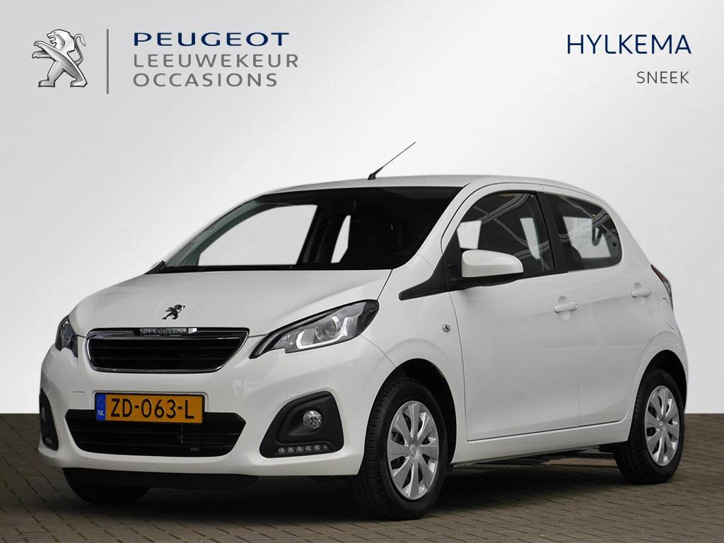 Peugeot 108 1.0 e-vti 72pk etg active