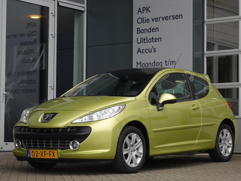 Peugeot 207 1.6 16v 120pk 3drs xs-pack