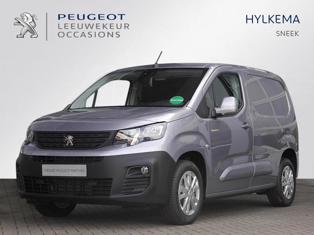 Peugeot Peugeot Partner 1.5 130pk asphalt
