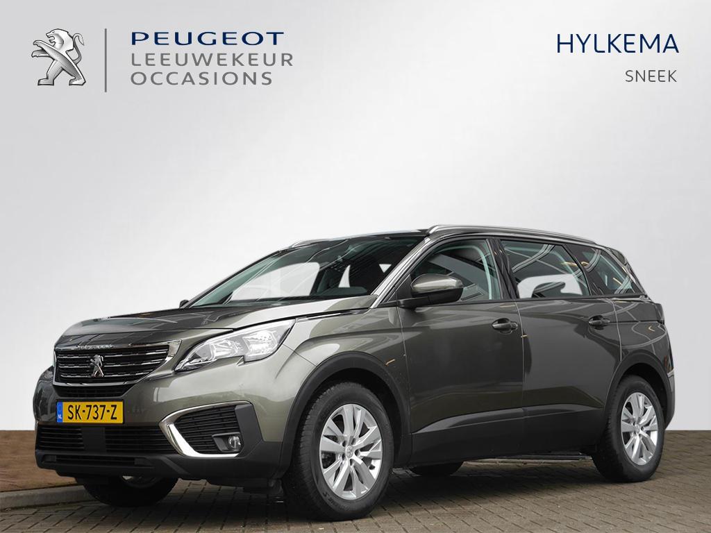Peugeot 5008 1.2 130pk blue lease executive