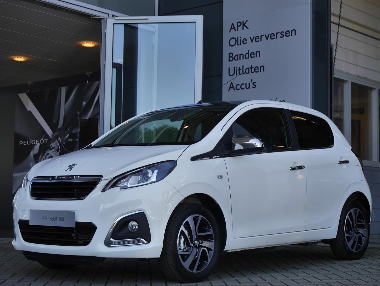 Peugeot 108 1.0 72pk allure