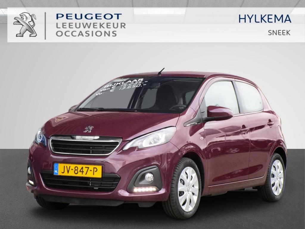 Peugeot 108 1.0 vti 68pk active top