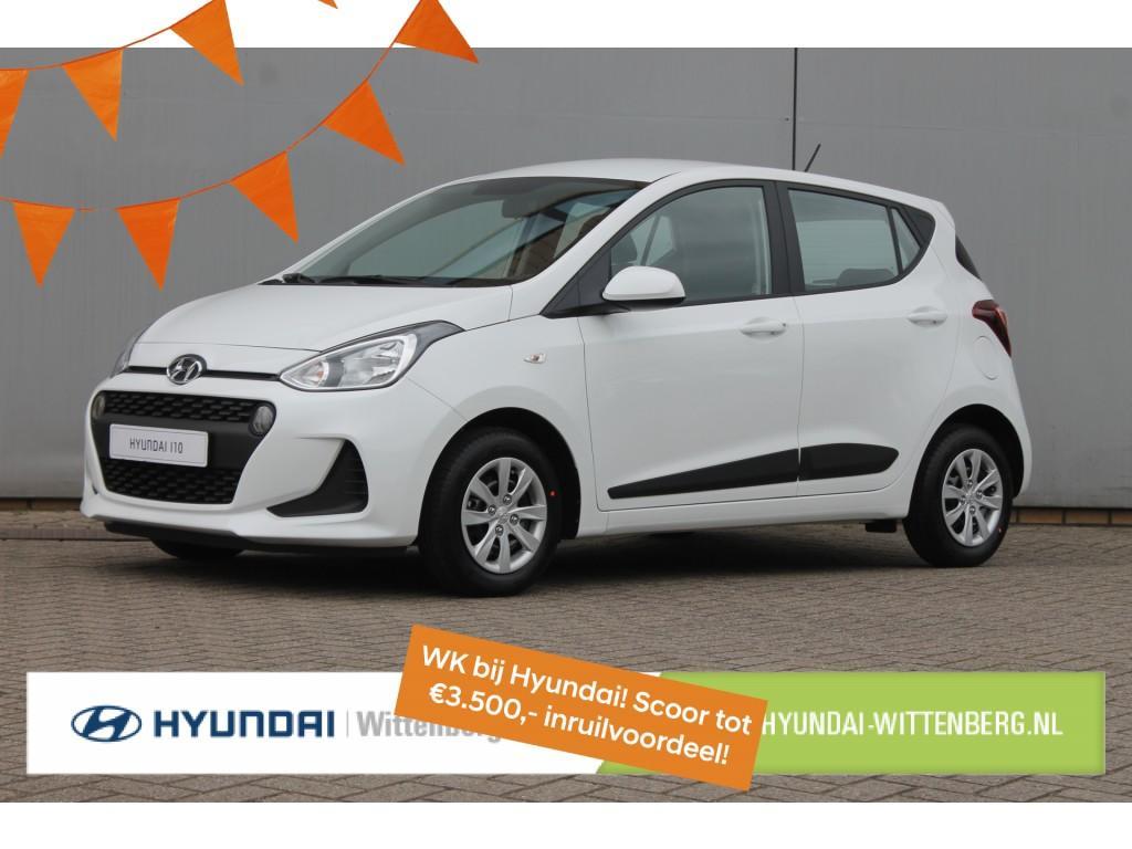 Hyundai I10 1.0i comfort