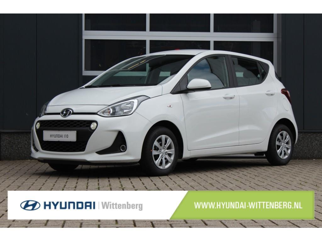 Hyundai I10 1.0i comfort €1.500,- voorraad voordeel rijklaar !
