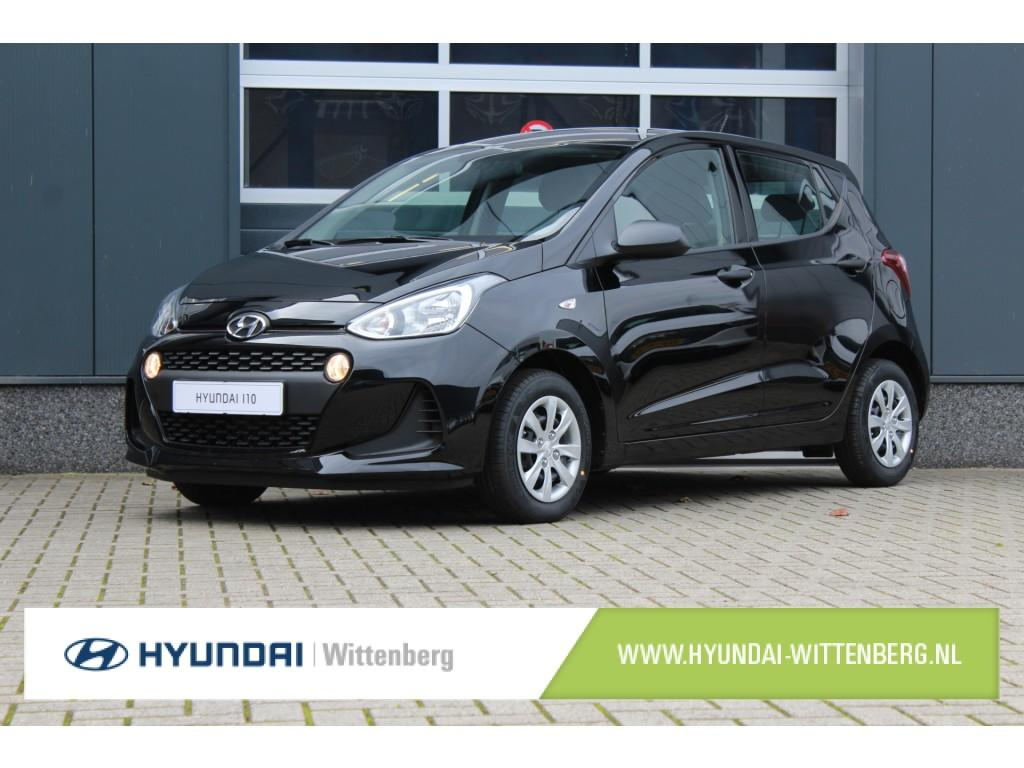 Hyundai I10 1.0i i-motion tax free ! €1.854,- btw korting !