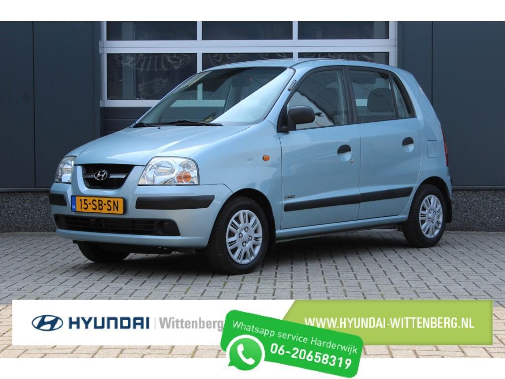 Hyundai Atos 1.1i active cool first edition