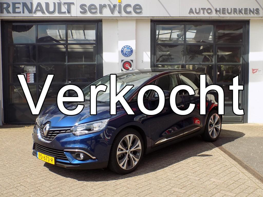 "Renault Scénic Tce 130 intens * easy life pack * pack technology * 8,7"" scherm"
