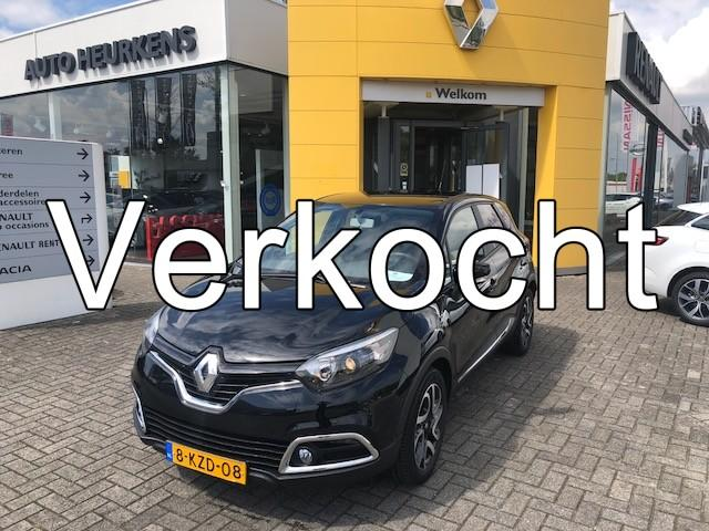 "Renault Captur Tce 90 expression *pack style 17"" * navigatiesysteem"