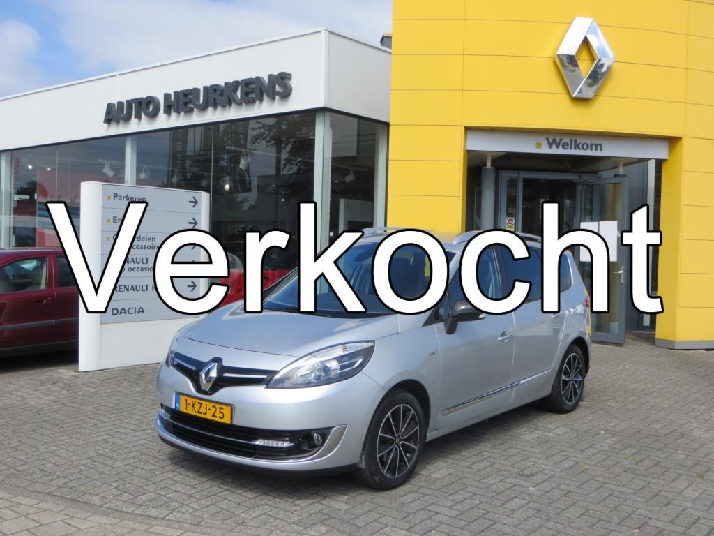 Renault Grand scénic Tce 115 bose