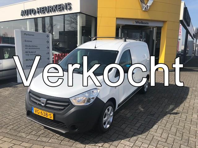 Dacia Dokker 1.5 dci 75 ambiance *pack airco * pack electric *dakdragers particuliere prijs incl. bpm+btw: €9.550