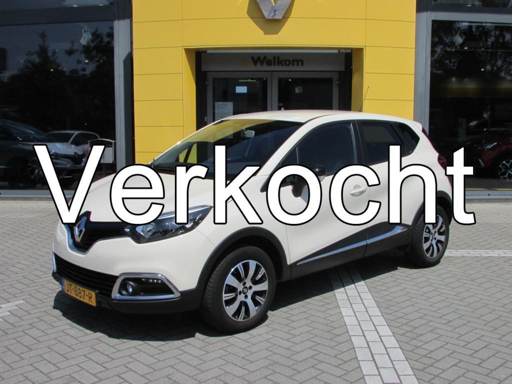 Renault Captur Tce 90 expression *garantie tot juni 2021 - 1e eigenaar*