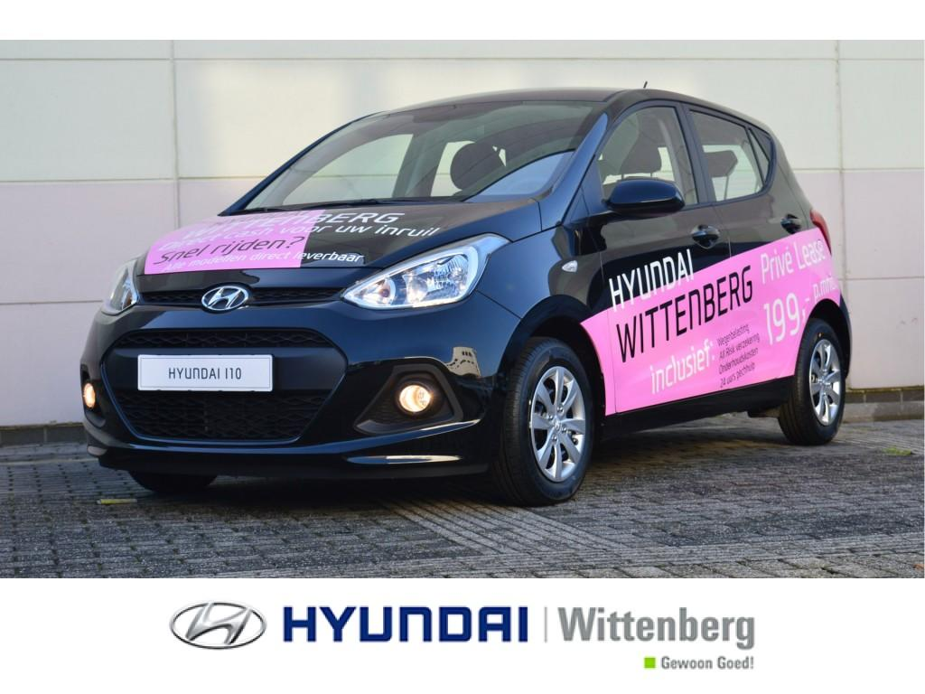 Hyundai I10 1.0i i-motion comfort wittenberg private lease deal!