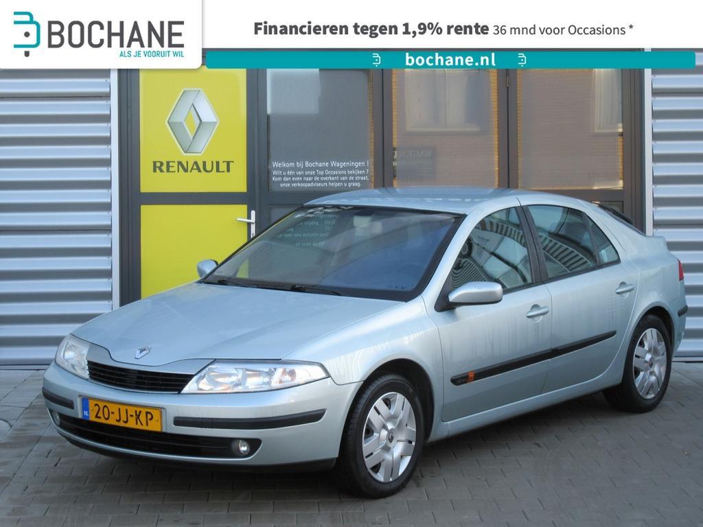 Renault Laguna 1.8-16v expression automaat - pdc - ecc volledige onderhoudshistorie