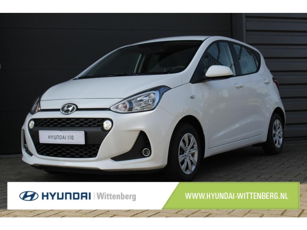 Hyundai I10 1.0i comfort tax free! €2080 btw korting!