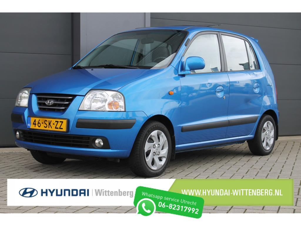 Hyundai Atos 1.1i dynamic automaat 59pk