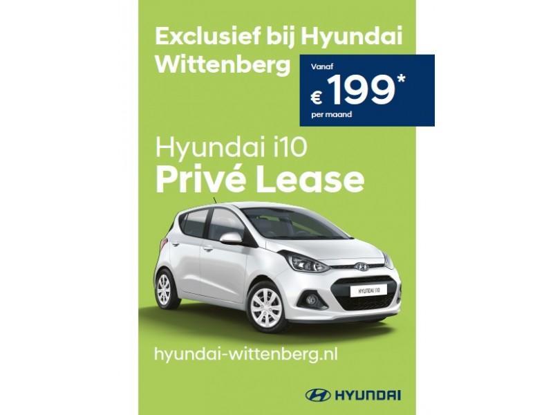 Hyundai I10 1.0i i-motion comfort