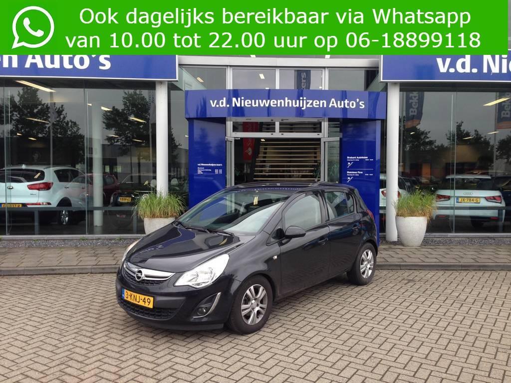 Opel Corsa 1.3 cdti 70kw ecoflex lease vanaf €120,- p/m startstop 5 deurs