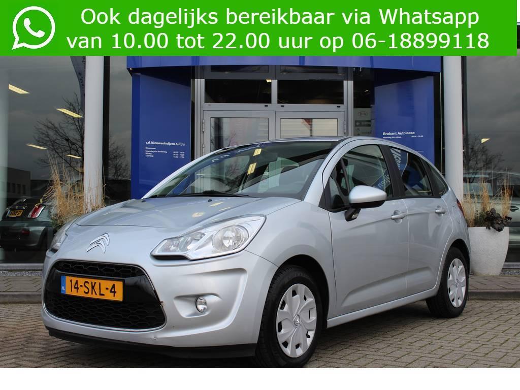 Citroën C3 1.6 e-hdi 90 dynamique lease vanaf €109,- p/m navi clima 5 deurs