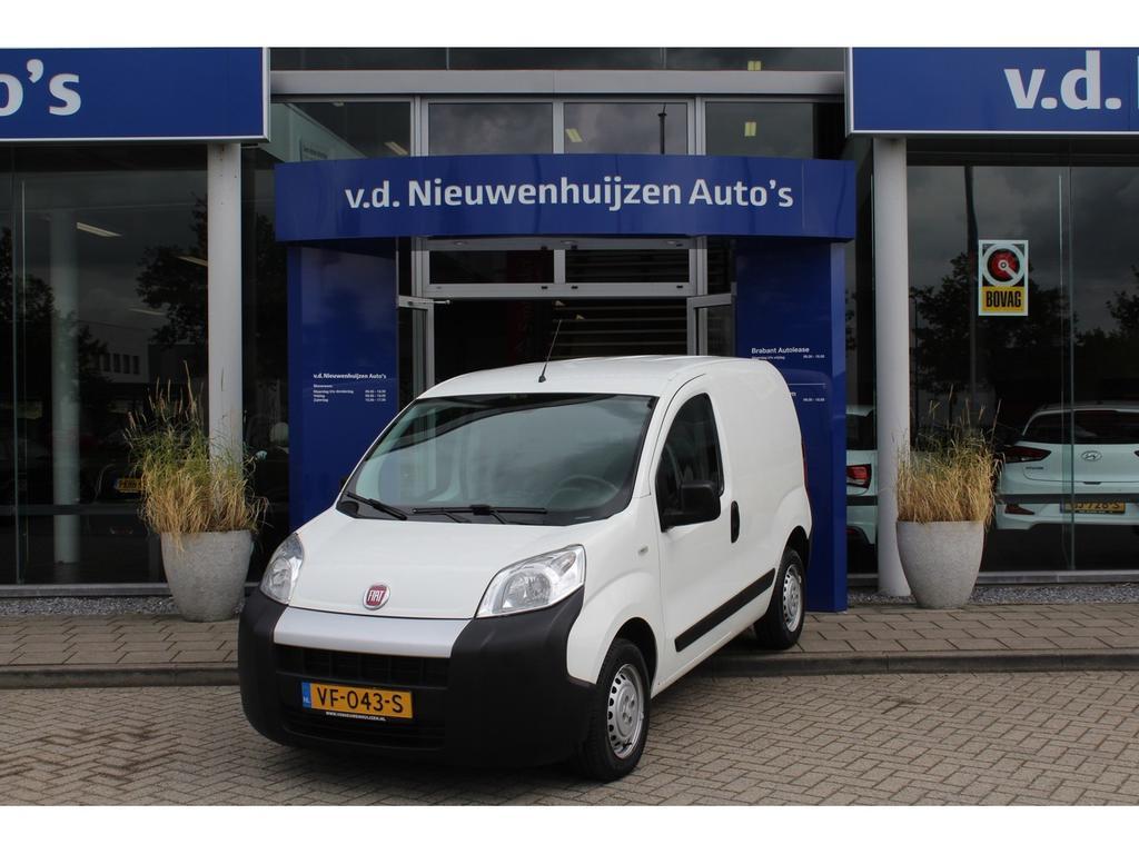 Fiat Fiorino 1.3 mj actual excl btw airco 1e eig. schuifdeur info 0492-588982 of e.elbers@vdnieuwenhuijzen.nl