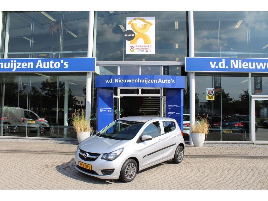 Opel Karl 1.0 ecoflex edition 1e eigenaar cruise c.  5 drs lichtmetalen velgen