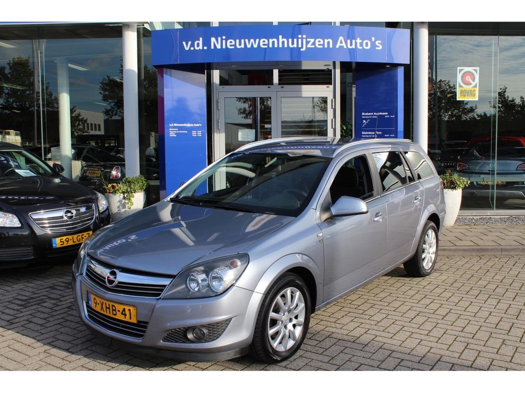 Opel Astra Wagon 1.8 111 years edition lmv 5 deurs pdc cruise c. stoelverwarming!!