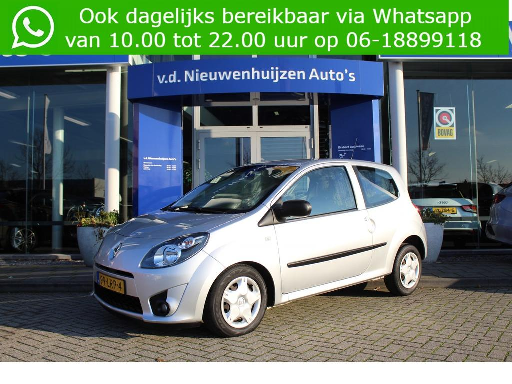 Renault Twingo 1.2-16v authentique lease vanaf €90 p/m airco
